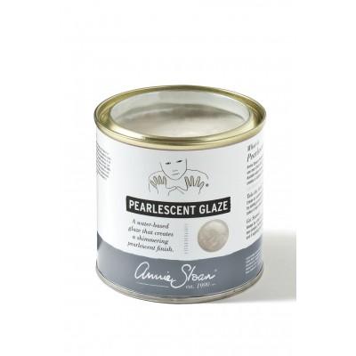 Chalk Paint Annie Sloan -  pearlescent glaze