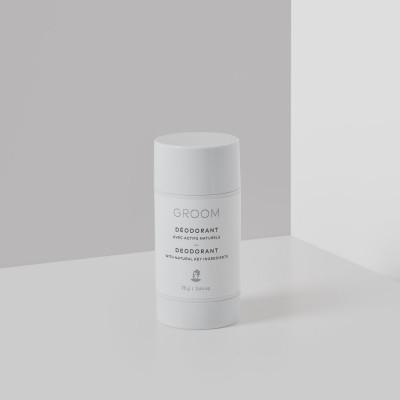 Groom - Déodorant avec actifs naturels