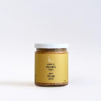 Logan Petit Lot - Beurre de pacanes - Érable