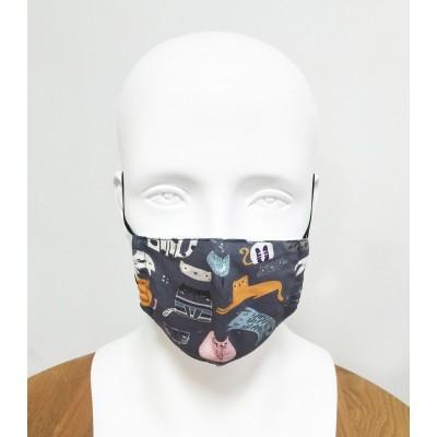 Masque - Enfant - Chat