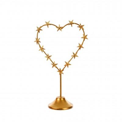 Indaba - Coeur décoratif