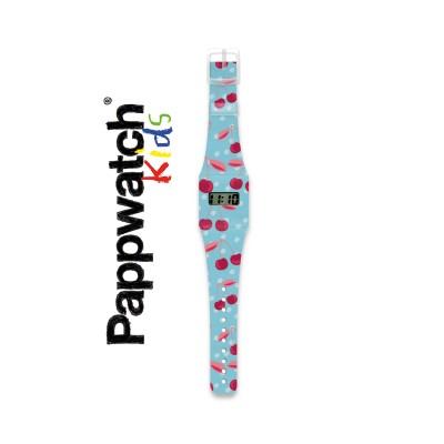 Pappwatch - Montre pour Enfant - Cerises