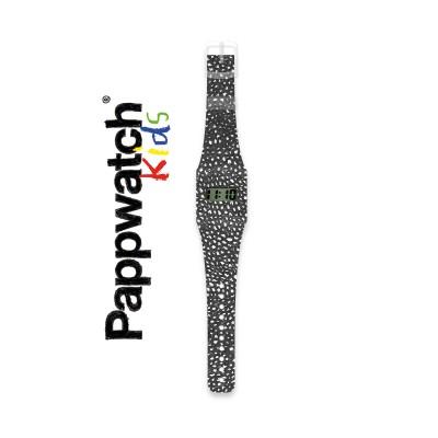 Pappwatch - Montre pour Enfant - Neige
