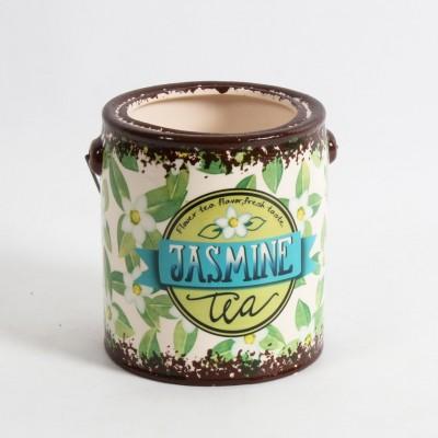 Mimosa - pot - Jasmine tea