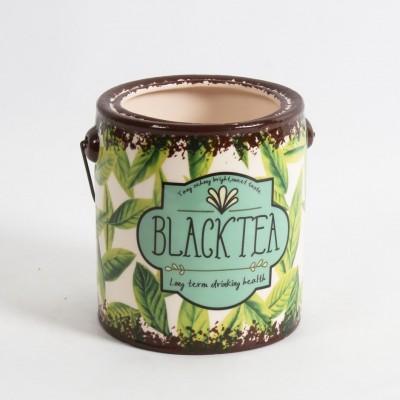 Mimosa - pot - black tea