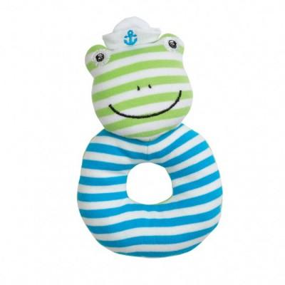 Organic farm buddies - hochet -  skippy la grenouille