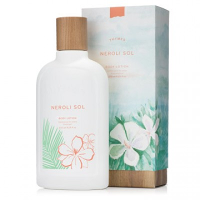 THYMES - Lotion pour le corps - Neroli sol