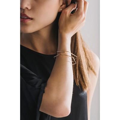 Lover's Tempo - Bracelet - Hex - Argent