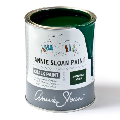Chalk Paint Annie Sloan - Amsterdam Green - 120ml