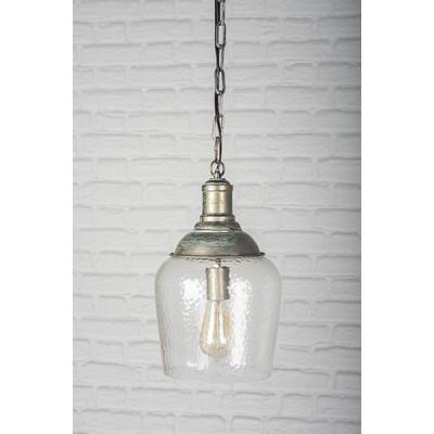 Forepost - Luminaire suspendu - verre métal