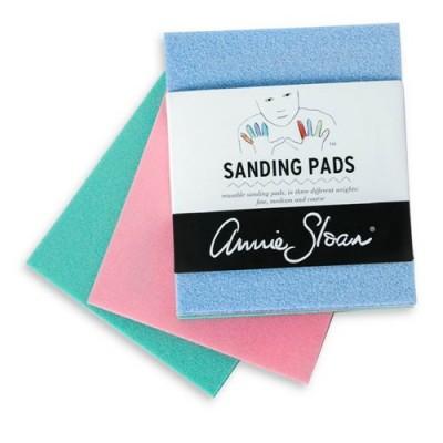 Chalk Paint Annie Sloan -  Sanding pad