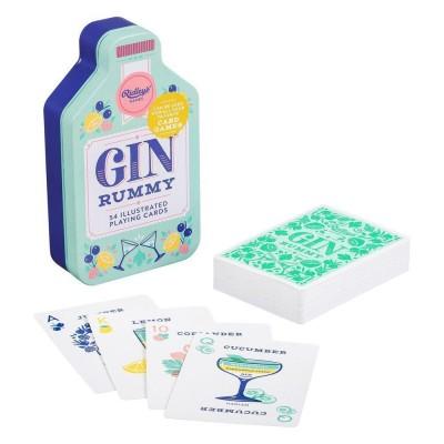 Gentlemen's Hardware - Jeu de carte - Gin Rummy