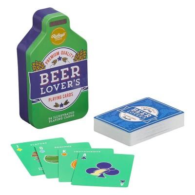Gentlemen's Hardware - Jeu de carte - Beer lover's