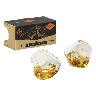 Gentlemen's Hardware - Verres à whisky