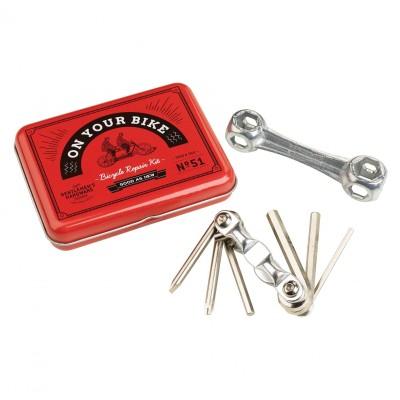 Gentlemen's Hardware - Ensemble de réparation de vélos