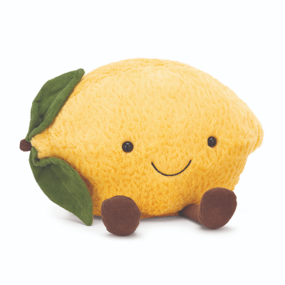 Jellycat - Amuseables - Citron grand