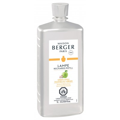 Recharge Lampe Berger 1L - Pommes du verger