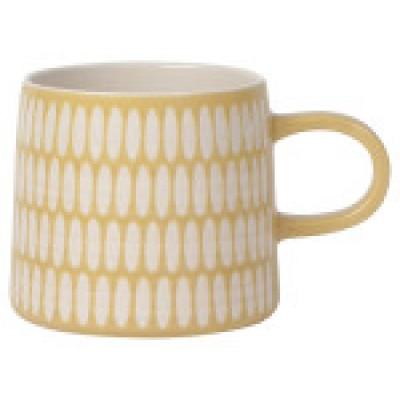 Danica - Tasse - motif jaune