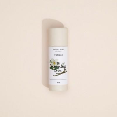 Cocooning love - Baume à lèvres - Vanille