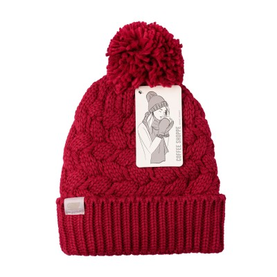 Coffee Shoppe - Tuque - Rouge