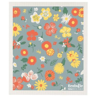 Danica - Linge écologique - Fleurs