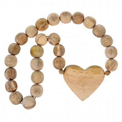 Indaba - Collier de méditation en bois