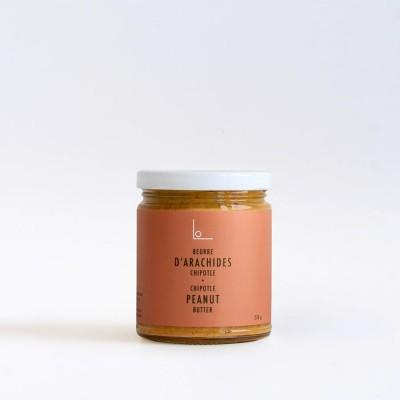 Logan Petit Lot - Beurre d'arachides - Chipotle