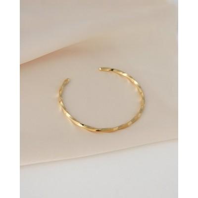 Lover's Tempo - Bracelet - Honey bangle - Or