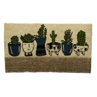 TAG - Tapis d'extérieur - cactus