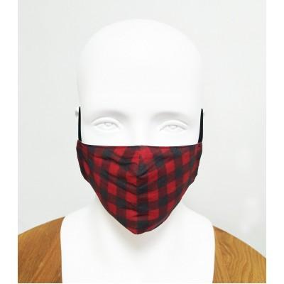 Masque - Adulte - Lumberjack
