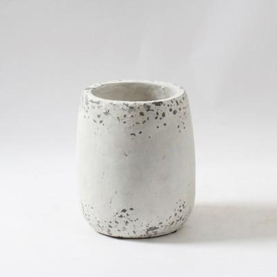 Mimosa - pot - Blanc antique