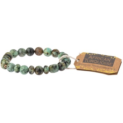 Scout - Bracelet - African turquoise