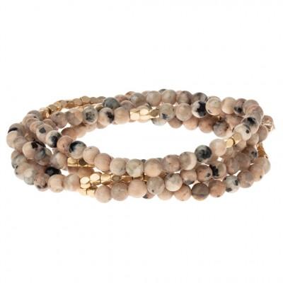 Scout -  Bracelet/collier -Rhodonite