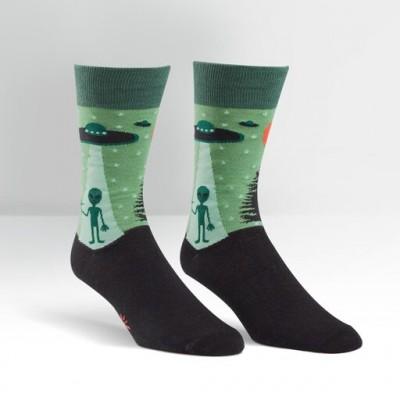 Sock it to me - chaussettes - Alien