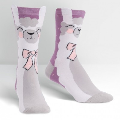 Sock it to me - chaussettes - Gllama-rous