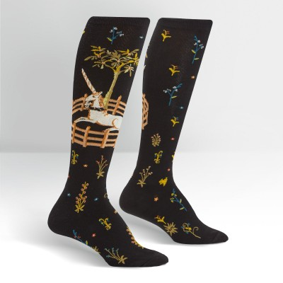 Sock it to me - chaussettes - Licorne en captivité - hauteur des genoux