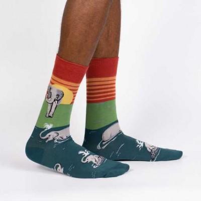 Sock it to me - chaussettes - Éléphant