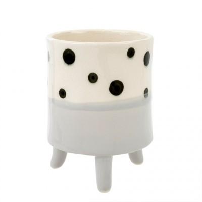 Pot avec pieds - Lilac